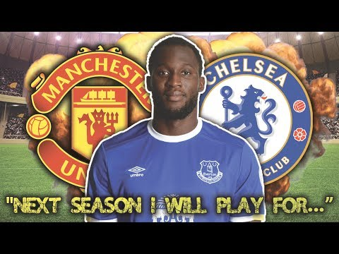 Have Chelsea Won The Race To Sign Romelu Lukaku For £100 Million?! | Transfer Talk