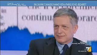 Giannini: 'Savona come il sughero sardo, non affonda mai. Alla Consob risolve un sacco di problemi'