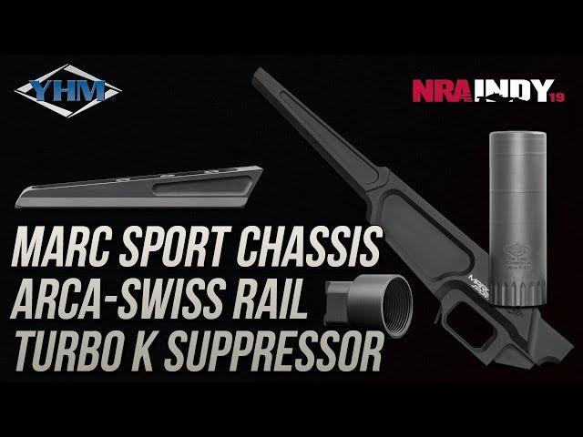 Marc Sport Chassis, Arca-Swiss Rail, Turbo K Suppressor - YHM
