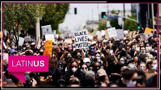 George Floyd y la lucha de Black Lives Matter