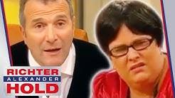 Was verschweigt Frau Kracht? Richter will die Wahrheit wissen! | 2/2 | Richter Alexander Hold |SAT.1