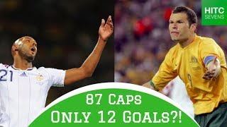 7 Footballers Who Never Came Through For Their National Team
