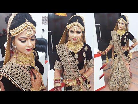 Real bridal makeup (step by step)