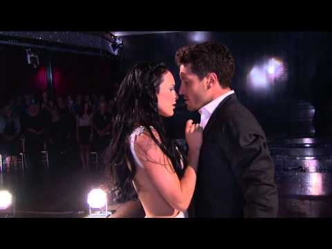 Rumer Willis & Val Chmerkovskiy - Viennese Waltz - Dancing with the Stars