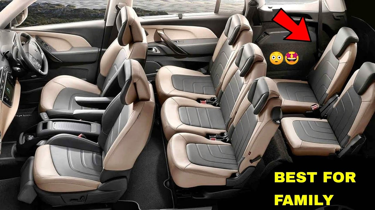 Download Top 8 Best 7-SEATER Car UNDER 10 Lakh in 2021 (with mileage) ! ! !
