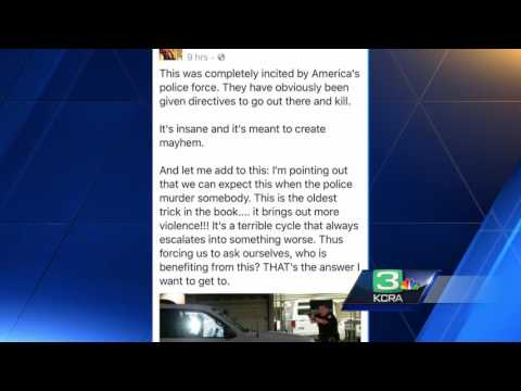 Nevada City councilmember's Facebook post cause controversy