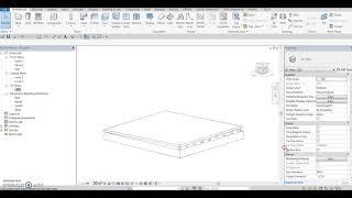 [PL] Instrukcja użytkowania rodzin Revit dla projektantów wsporniki tarasowe tarasy podniesione