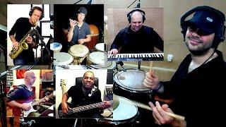 Garo Tavitjan ft. Eric Marienthal, Oz Noy, Rhani Krija, Diran Tavitjan & Mo Pleasure