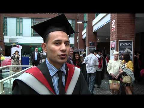 Muhammad Zahid Hussain, BA (Hons) Business Administration - UCLan International Graduates 2012