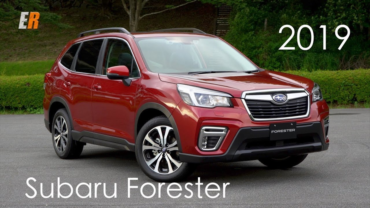 2020 Subaru Forester Redesign, Turbo, Review, And Engine Options >> New 2019 Subaru Forester Bigger More Refined No Turbo