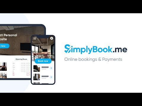 SimplyBook.me - Online bookings & Payments