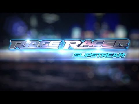 Ridge Racer Slipstream - Universal - HD Gameplay Trailer