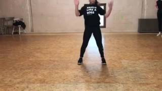 Solo of Lin.C at Bruce Blanchard Class
