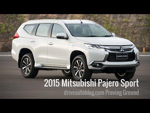 """[ทดลองขับ] Mitsubishi Pajero Sport 2015 : เจาะลึกเทคโนโลยี PJS ในแบบ """"ลองขับ กึ่ง อบรม"""""""