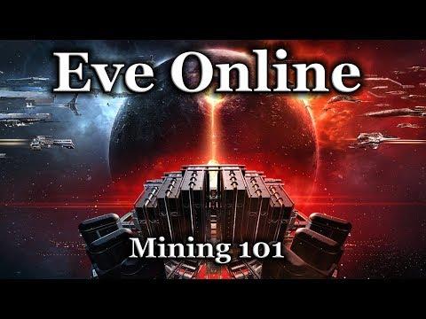 Eve Online - Mining 101
