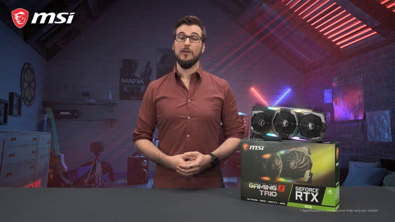 Prawdziwa bestia! - MSI GeForce RTX 2080 SUPER GAMING X TRIO