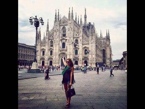 Milan vlog hotel room tour duomo shopping in rinascente for Milano shop