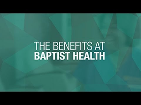 Benefits at Baptist Health South Florida
