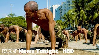 Why Brazil Might Elect An Ultra-Right Wing President (HBO)