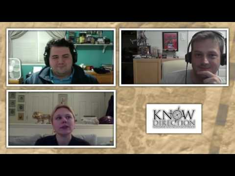 Know Direction 121 Pathfinder Podcast -  What You Might Have Missed with Jessica Price