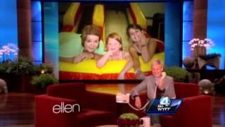 Ellen Degeneres surprises Upstate mom, girls