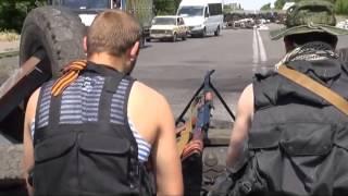 Донбасс, держись! Видео со слезами на глазах!!! Украина  ДНР  Новороссия 24 06 2014