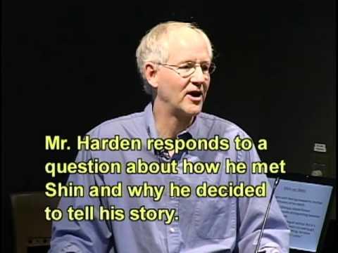 Blaine Harden, Author of Escape from Camp 14, at Arlington VA Public Library