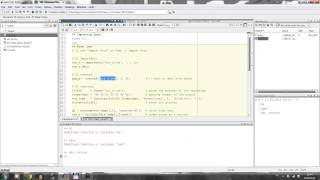 [Introduction to MATLAB] Importing Data Part 1