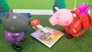 Peppa Pig en español Recopilación 5 PRIMEROS EPISODIOS💖Novela💖