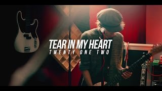 Twenty One Pilots - Tear In My Heart [Cover by Twenty One Two]