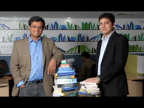 Flipkart's Sachin & Binny Bansal On Raising Funds, IPO Plans