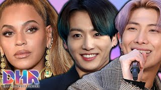 Beyoncé Upset Some Fans At Kobe's Memorial! BTS Reveal Dream Careers Before Fame! (DHR)