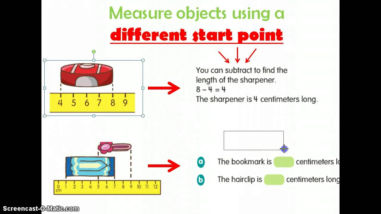 worksheet Measuring Centimeters lesson 3 measuring with centimeters part 2 youtube 2
