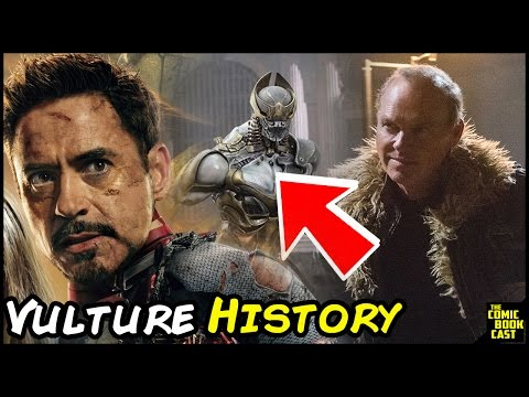 The Vulture Spider-Man Homecoming History & MCU Connection Revealed