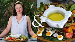 How to Make Garlicky, Creamy Aioli with a Mortar and Pestle | F&W Cooks