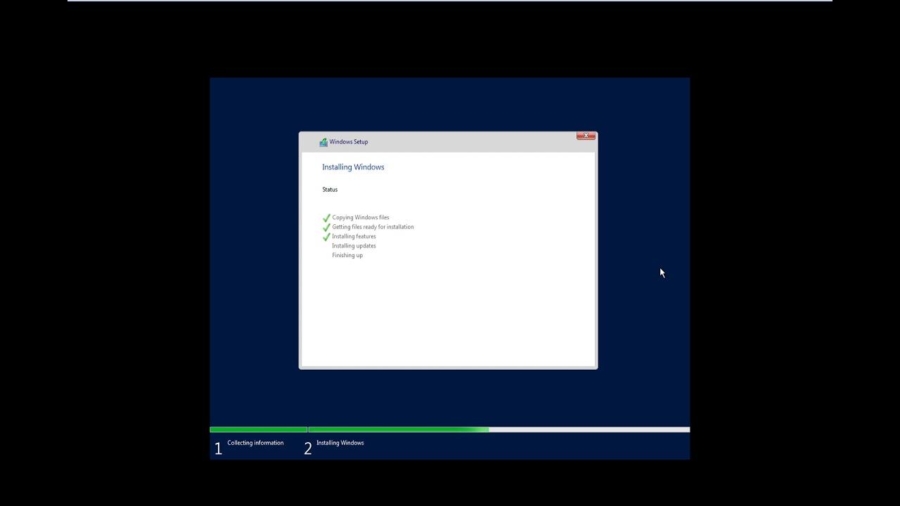Windows Server 2019 Updates