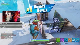 Fortnite - Late Night Solos :)