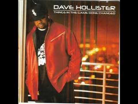 """I'm Wrong""--- Dave Hollister"