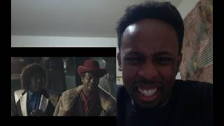 Walking Dead Chappelle's Show SNL (REACTION)