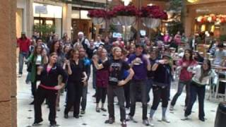 Safety Dance Flash Mob