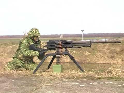Coyote M02 - Machinegun