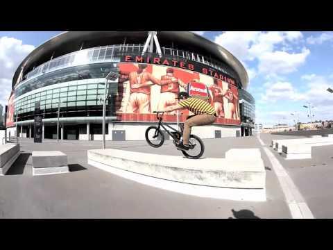 Coalition UK Team - Vinnie Mayne 2010 NEW!!!!