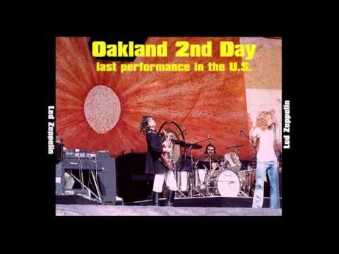 06. No Quarter - Led Zeppelin [1977-07-24 - Live in Oakland]