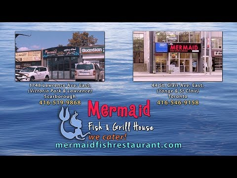 Mermaid Fish & Grill House - Seafood Restaurant In Toronto