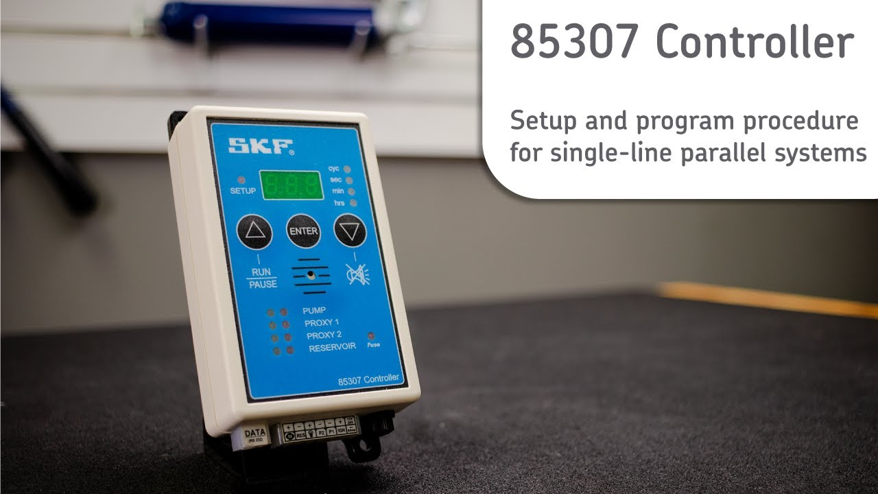 hight resolution of 85307 controller setup for single line parallel applications