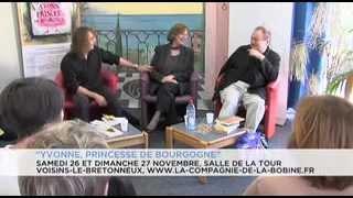 """""""Yvonne Princesse de Bourgogne"""" de Witold Gombrowicz par la Compagnie de la Bobine"""
