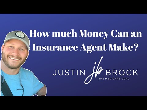 How Much Money Can an Insurance Agent Make? - YouTube