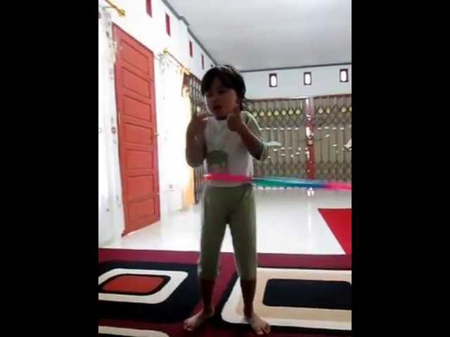 HULA HOOP RARA LAGU TEGAR Travel Video