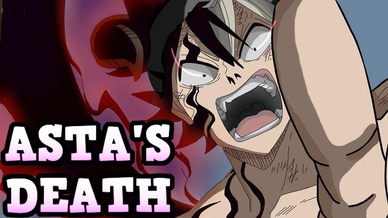 Asta's Death In Black Clover Chapter 216 & Beyond!
