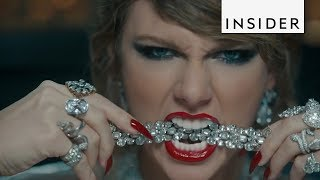 "Hidden Meanings Behind Taylor Swift's ""Look What You Made Me Do"""